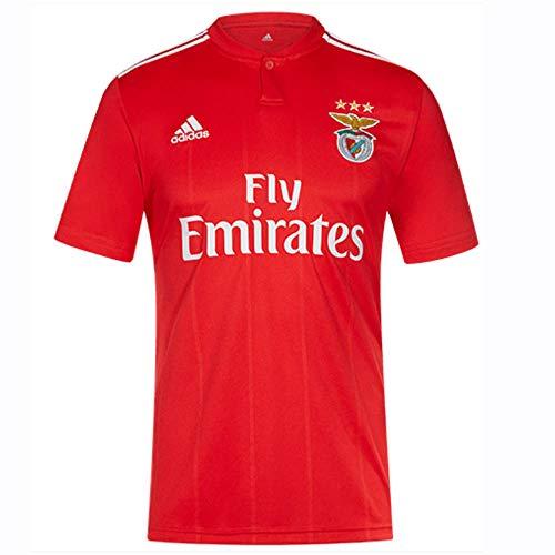 adidas 2018-2019 Benfica Home Football Soccer T-Shirt Jersey (Kids)