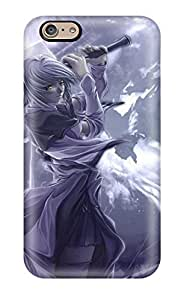 Premium Tpu Anime Desktop And Cover Skin For Iphone 6