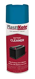 PlastiKote 279 Battery Cleaner - 12 oz.
