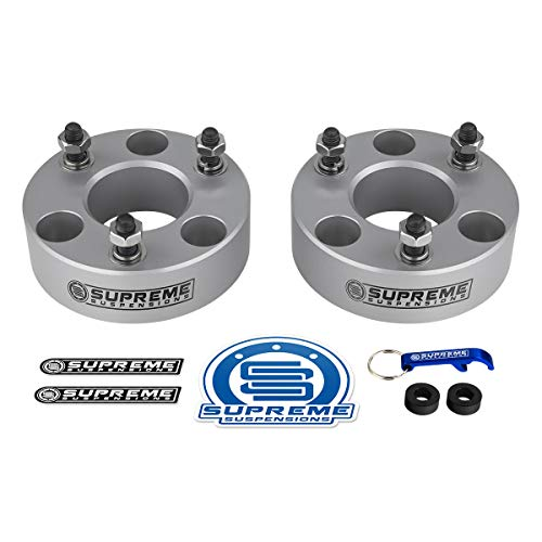 Supreme Suspensions - Front Leveling Kit for Dodge: 2006-2019 Ram 1500 4WD and 2005-2011 Dakota 2WD 3