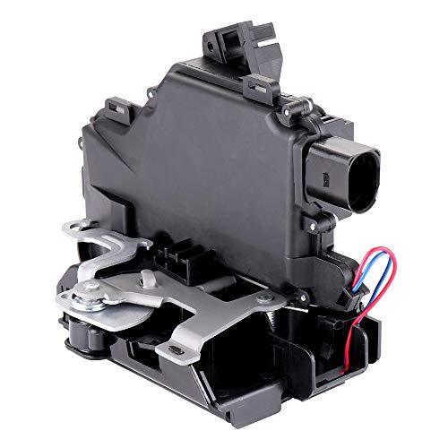 SCITOO Power Door Lock Actuators Rear Right Door Latch Replacement Fits for 1999-2012 Volkswagen