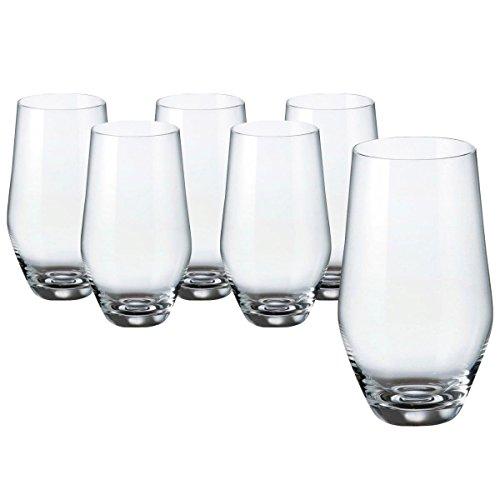 Copos para Cerveja, Bohemia 91E/2S035/0/00000/400-661, Transparente