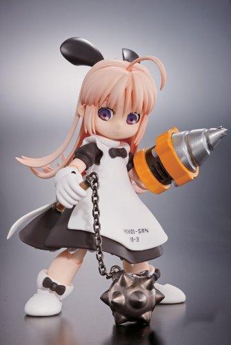 Chogokin Ichigeki Sacchu!! HoiHoi-san (PVC Figure) [JAPAN]