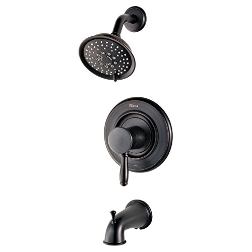 Price Pfister Trim Faucet (Pfister R90TD2Y Universal 1-Handle Tub & Shower Trim, Tuscan Bronze)