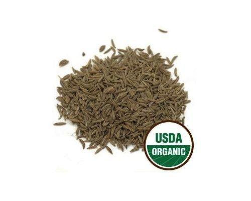 USDA Certified Organic Dried Whole Caraway Seeds Carum Carvi 8 oz(1/2 lb)