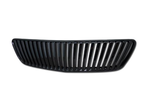 Price comparison product image WindGlide GRI-GRZ-RX30098-VT-BK - 98-03 LEXUS RX300 VERTICAL FRONT GRILL (BLACK)