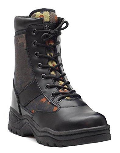 Armée Armée Bottes Bottes Camouflage - 40