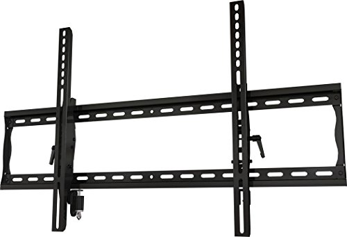 Crimson T63L Lockable Adjustable Tilting TV Wall Mount for LED Flat Panel Display HDTV