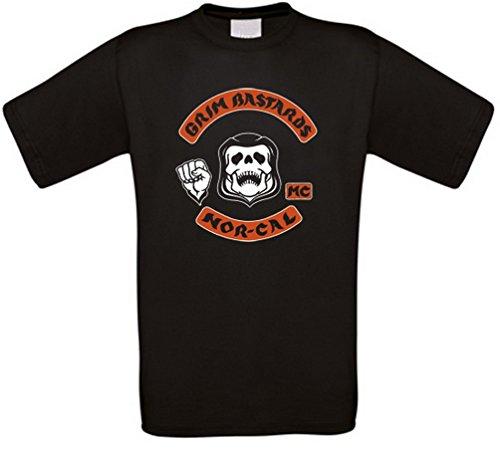 Grim Bastards MC SoA Kult Serie T-Shirt