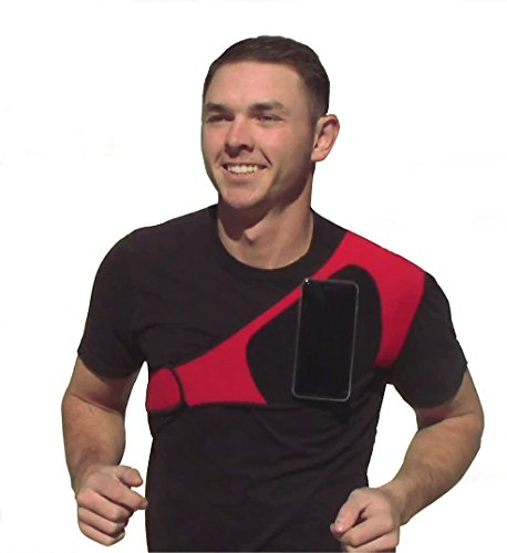 Phone Sports Holder Exercise Sling for any phone use your case iPhone android Blackberry Huawei Sony Ericsson (Phone Sony Case Ericsson)