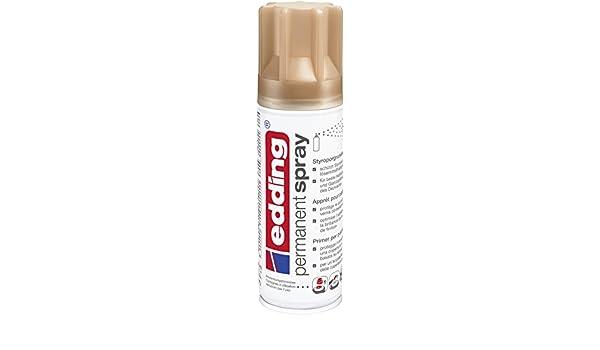 Edding 10050997 - Pintura en spray de imprimación poliestireno 5200: Amazon.es: Bricolaje y herramientas