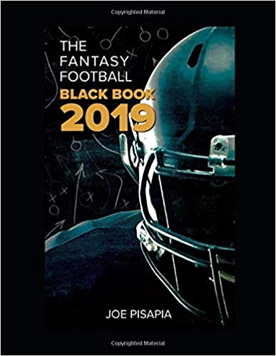 The Fantasy Football Black Book 2019 (Fantasy Black Book