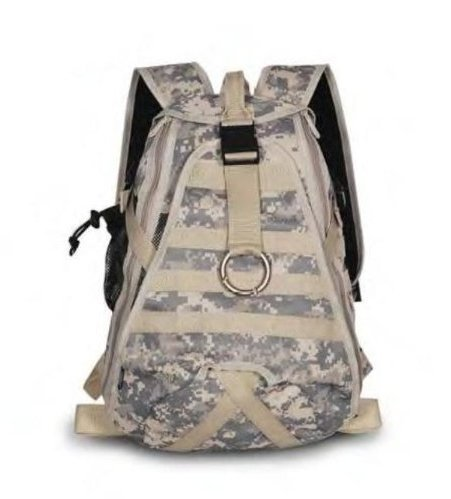 Digital Camo Hydration Back Pack Review