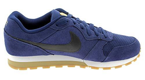 Suede Md 41 2 Runner Uomo Blu Aq9211400 Eu Sportive Scarpe Hn7Fxq