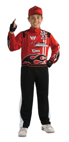 Rubie's Deluxe Race Car Driver Costume - Medium