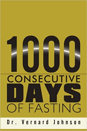 Book 1000 Consecutive Days of Fasting