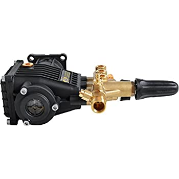 Image of AAA Pumps 90037 AAA Technologies Triplex Plunger Pump Kit 3500 PSI at 2.5 GPM Home Improvements