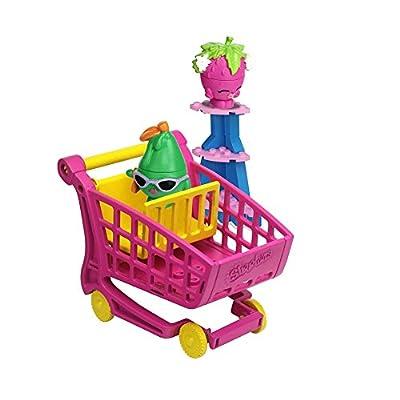 The Bridge Direct Shopkins Kinstructions Shopping Cart Style 1: Toys & Games