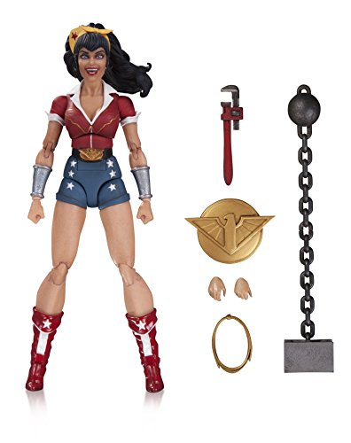 DC Collectibles Bombshells Wonder Woman Action Figure