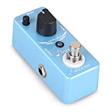 Donner Tuttil Love Pure Analog Guitar Chorus Effects Pedal True Bypass Warm Clear Effect