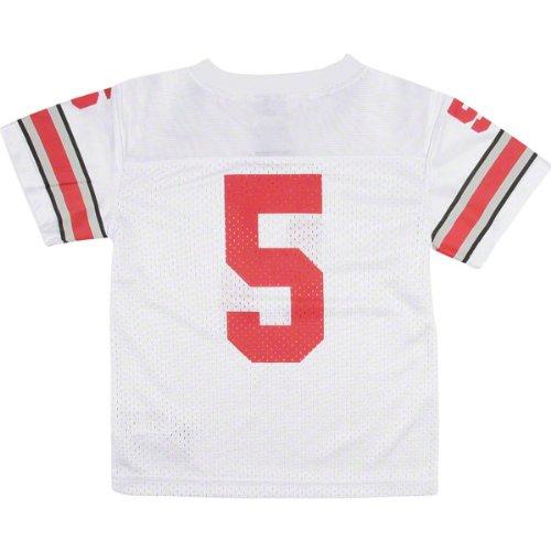 Ohio State Buckeyes Nike Kids #5 Replica Football Jersey Size 6