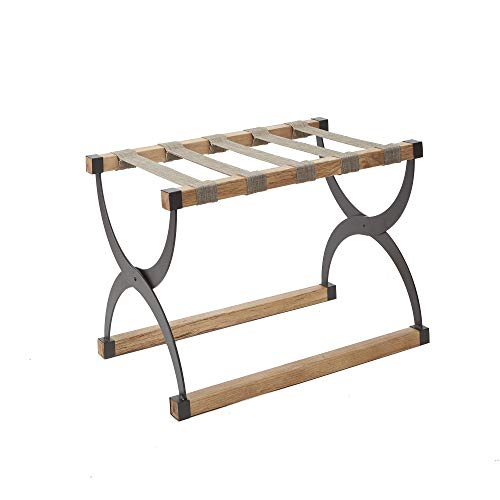 Silverwood CPFL1037 Luggage Coat Rack, Natural -