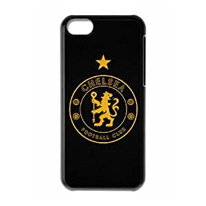 IPhone 5C Phone Case for Classic Theme Chelsea logo pattern design GCTCLA980520