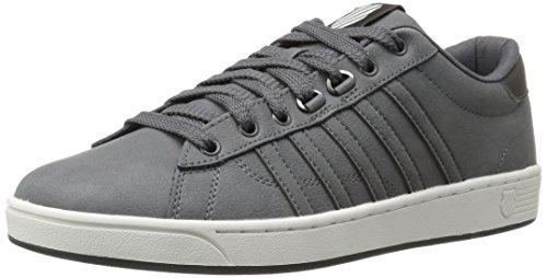 K-swiss Mens Hoke C Fashion Sneaker Kasteel Grijs / Beluga