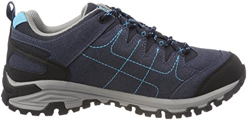 sale low shipping fee Bruetting Women's Mount Shasta Low Rise Hiking Shoes Blue (Marine/Türkis Marine/Türkis) cost cheap price cheap big discount buy cheap Inexpensive for nice for sale drI4qDr