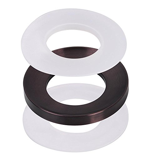 Yescom New Oil Rubbed Bronze Mounting Ring for Bathroom Glass Vessel Sink Mount Support