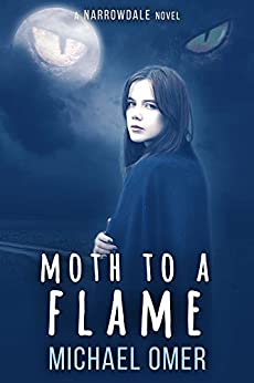 Moth to a Flame (Narrowdale Mystery Book 2) by [Omer, Michael]