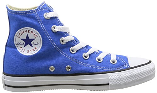 Light Sneaker Canvas Star Blu Sapphire All Unisex Adulto Converse Hi nWBxgwqCU