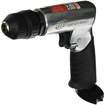 """Ingersoll-Rand 7802RAKC IR7802RAKC 3//8/"""" Air Drill with Keyless Chuck"""
