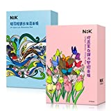 NRK Collagen Booster Firming Mask 10 Pcs +NRK HA Hydro Lock Moisturizing Mask 10 pcs膠原蛋白彈力緊緻面膜+玻尿酸鎖水保濕面膜