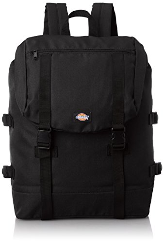 STANDARD Dickies BLACK Black FLAP 17440800 PACK BACK DICKIES r5ZFHqr