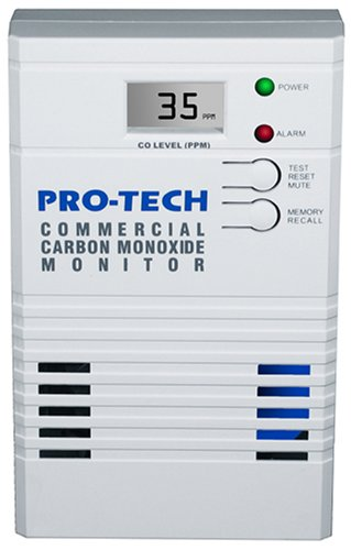 ProTech 8505 Commercial CO Monitor