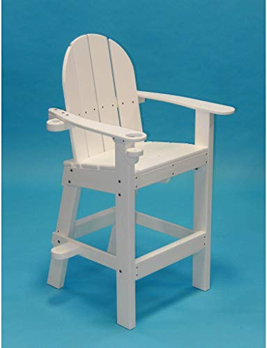 Tailwind Furniture Recycled Plastic Small Lifeguard Chair - LG 500