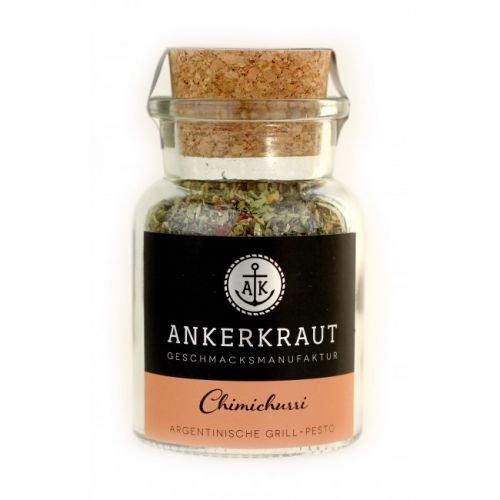 Ankerkraut Chimichuri Gewürzmischung, 50g: Amazon.es: Alimentación y bebidas