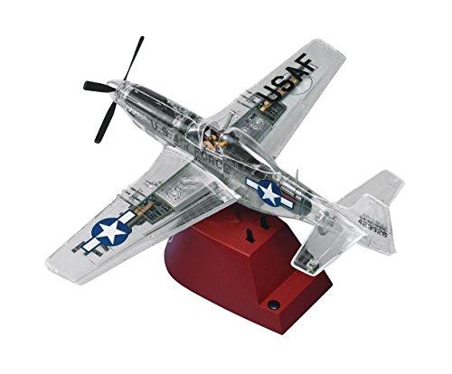 Airplane Motorized (Revell/Monogram Phantom P-51D Mustang Kit)