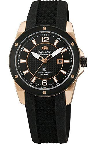 Orient Contemporary Watch FNR1H003B0 - Rubber Ladies Automatic Analogue