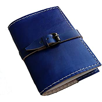 1cea1792a851 60%OFF el cuero Handmade Leather journal blank diary for men and ...