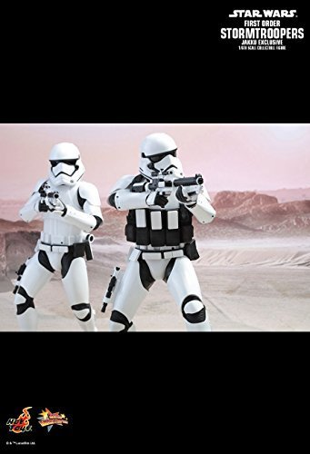 Hot Toys Star Wars: First Order Stormtrooper (Jakku Exclusive) Movie Promo Edition -