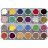 Paleta maquillaje al agua 24 colores