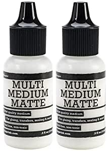 2-Pack - Ranger Multi Medium, Matte 0.5 Ounce each