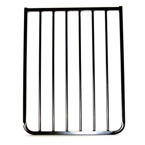 Cardinal Pet Gates 21.75-Inch Extension, Black