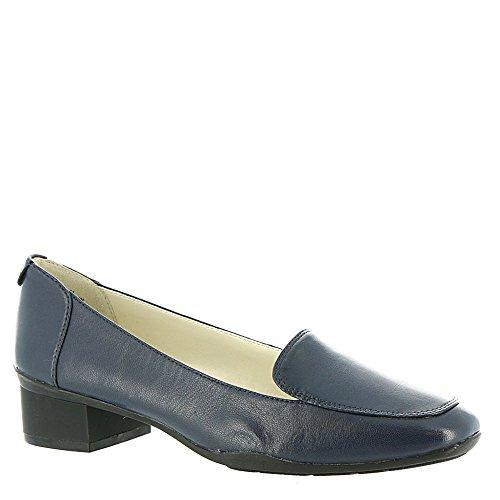 Slip Navy Daneen Klein Loafer Blue Leather Anne Womens on F6UCFwq