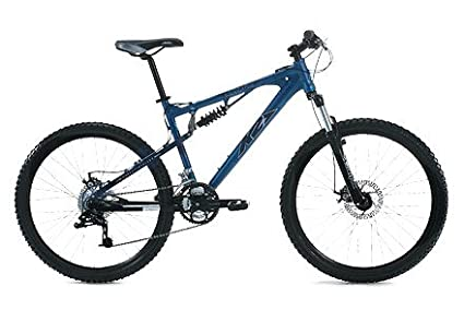 Amazoncom K2 Attack 10 Mens Dual Suspension Mountain Bike 26
