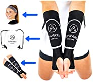 Upward Fitness - Volleyball Arm Sleeves for Girls and Boys -Package Deal Bundle- Protect Arms from Sting -Pass
