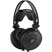 Audio-Technica Professional Open-Back Reference Headphones Black (ATH-R70X)