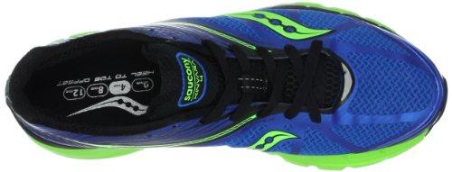SAUCONY Kinvara 4 Zapatilla de Running Caballero Azul/Verde